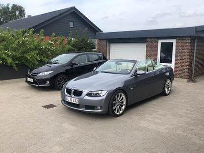 brugt BMW 320 Cabriolet