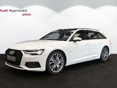 brugt Audi A6 50 TDi Sport Avant quattro Tiptr.