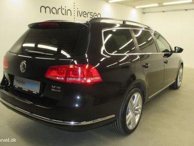 brugt VW Passat Variant 2,0 blueMotion TDI Comfortline 140HK Stc 6g Aut.