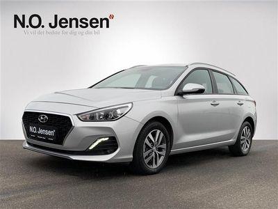 brugt Hyundai i30 Cw 1,4 T-GDI Value+ DCT 140HK Stc 7g Aut.