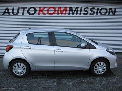 käytetty Toyota Yaris 1,0 VVT-I T2 Premium 69HK 5d
