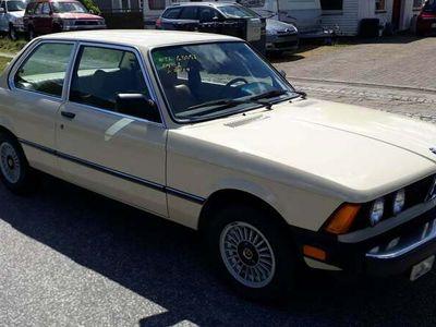 brugt BMW 320 3 serie E21 i