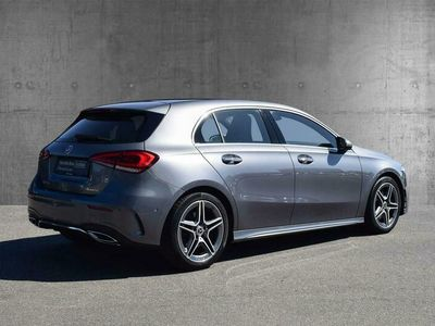 brugt Mercedes A220 2,0 4-Matic 7G-DCT 190HK 5d 7g Aut.