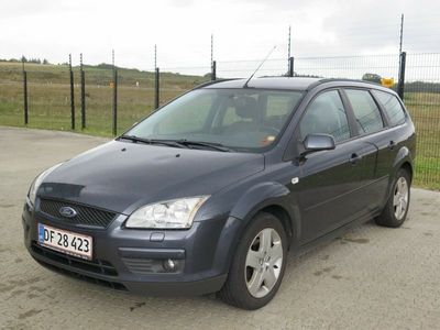 brugt Ford Focus 1,6 Trend Collection stc.