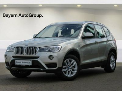 second-hand BMW X3 3,0 xDrive30d aut.