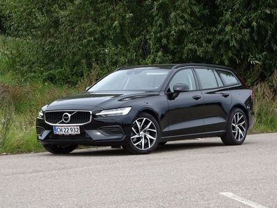 brugt Volvo V60 2,0 T5 250 Momentum aut.