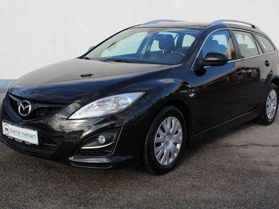 brugt Mazda 6 2,2 DE 129 Premium st.car