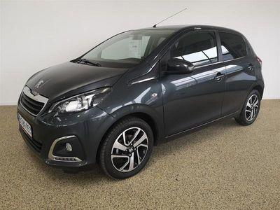 usado Peugeot 108 1,0 e-Vti Edition Plus 69HK 5d