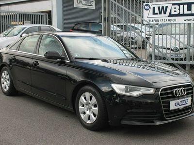 brugt Audi A6 2,0 TDi 177