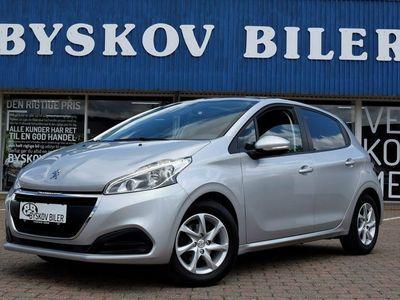 begagnad Peugeot 208 1,6 BlueHDi 100 Envy Sky