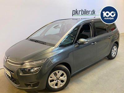 brugt Citroën Grand C4 Picasso 1,6 6 Intensive+ 120HK MPV aut 5d