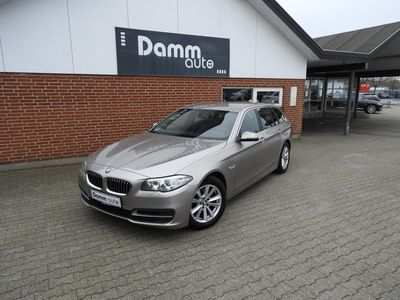 käytetty BMW 520 2,0 d Touring Steptronic Luxury Line 190HK st.car aut