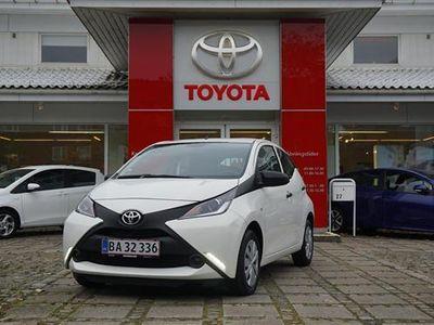 brugt Toyota Aygo 1,0 VVT-I X 69HK 5d