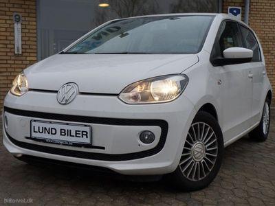 käytetty VW up! 1,0 MPI BMT High 75HK 5d
