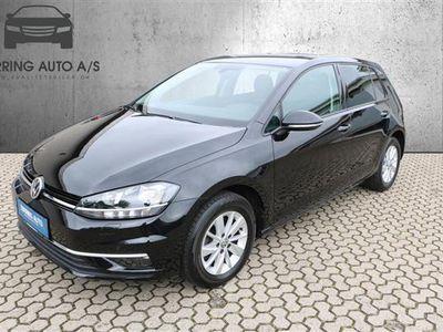 usata VW Golf 1,4 TSI BMT Comfortline DSG 125HK 5d 7g Aut. - Personbil - Sortmetal