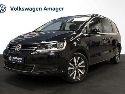 brugt VW Sharan 1,4 TSi 150 Comfortline+ DSG