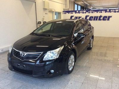 second-hand Toyota Avensis 2,0 D-4D TX stc.