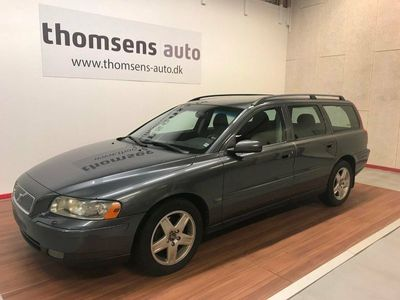 second-hand Volvo V70 2,4 D5 Momentum