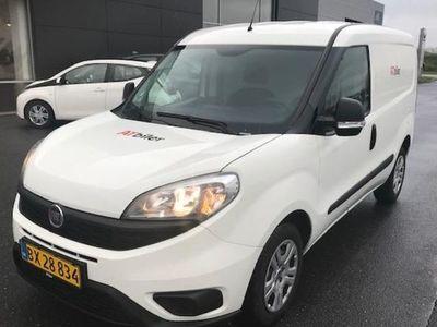 käytetty Fiat Doblò L1 1,3 MJT Professional 95HK Van