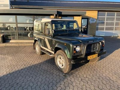 brugt Land Rover Defender 90' Hard-top TDi 112HK Van