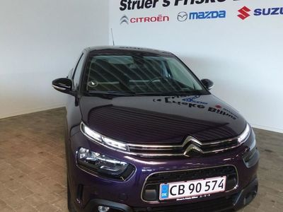brugt Citroën C4 Cactus 1,5 Blue HDi Skyline 100HK 5d 6g