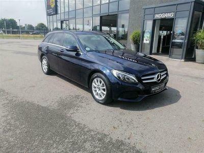 brugt Mercedes C200 d T 2,1 CDI Business 7G-Tronic Plus 136HK Stc 7g Aut.