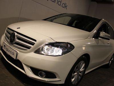 brugt Mercedes B180 1,6 BE