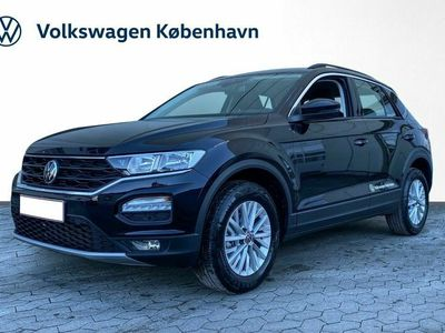 brugt VW T-Roc 1,0 TSi 110 Style Team