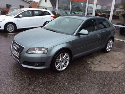 brugt Audi A3 2,0 TDi 140 Ambiente