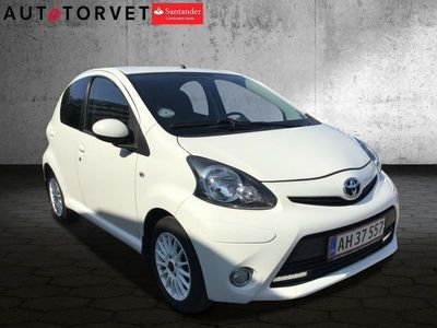 brugt Toyota Aygo 1,0 VVT-i T2 Air