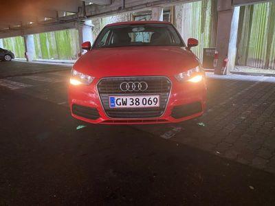 brugt Audi A1 1,6 TDI