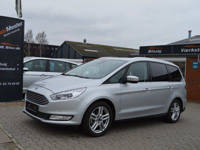 brugt Ford Galaxy 2,0 EcoBlue Titanium aut.