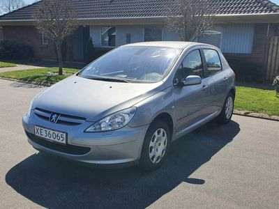 brugt Peugeot 307 1,6 I AUT.