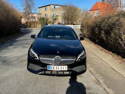 brugt Mercedes A200 7G-DCT