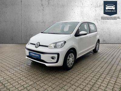 brugt VW up! 1,0 MPI BMT Move 60HK 5d - Personbil - Hvid