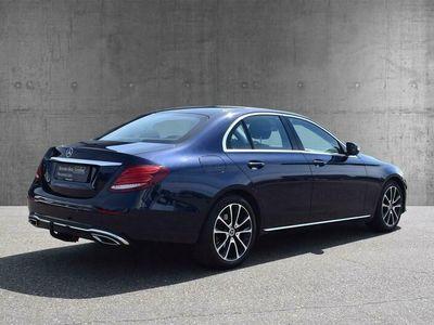 brugt Mercedes E220 2,0 D 9G-Tronic 194HK 9g Aut.
