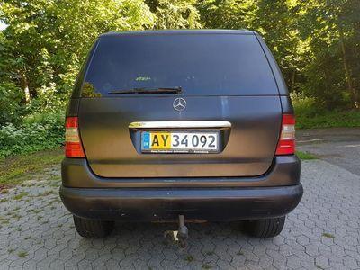 usado Mercedes ML320 3,2 VAN