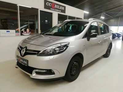 used Renault Grand Scénic III IV 1,5 dCi 110 Limited EDC 7prs