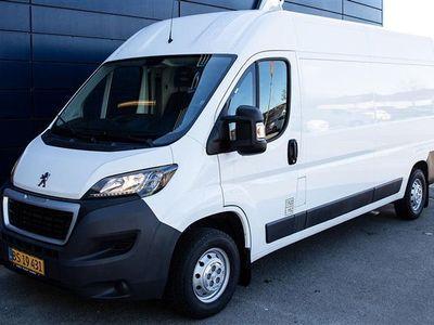 usado Peugeot Boxer 335 L3H2 2,0 HDI Premium Start/Stop 163HK Van 6g