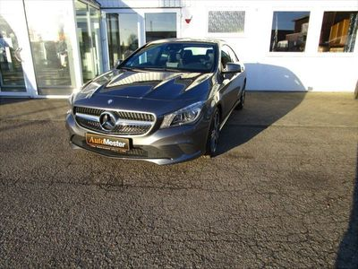 brugt Mercedes CLA220 Cdi Coupe 7g-dct