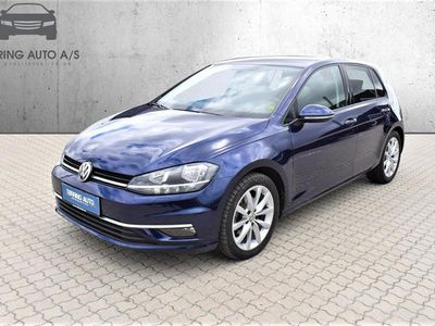 brugt VW Golf 1,4 TSI BMT ACT Highline 150HK 5d 6g - Personbil - Mørkblåmetal