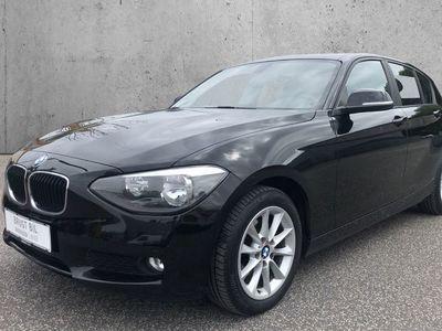 brugt BMW 114 d 1,6 D 95HK 5d 6g