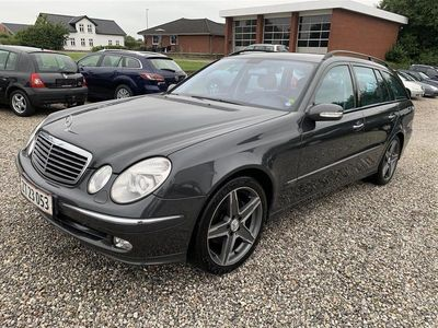 brugt Mercedes E220 CDI aut. 150HK Stc