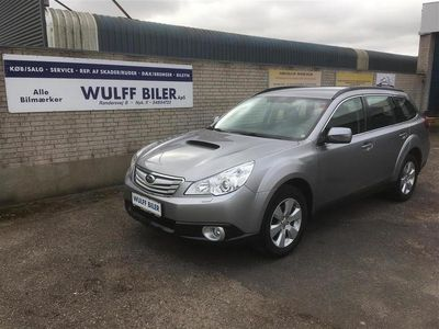 brugt Subaru Outback 2,0 D Business AWD 150HK Stc 6g