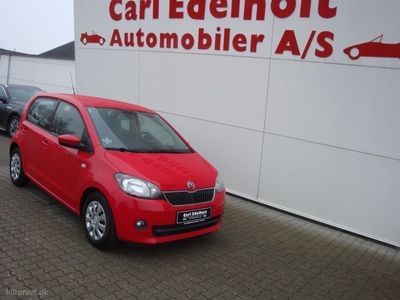 käytetty Skoda Citigo 1,0 Ambition Greentec 60HK 5d