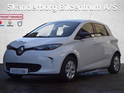brugt Renault Zoe el 41 kWh Life 92HK 5d Aut.