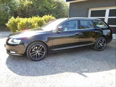 brugt Audi A6 TDi 136 Avant Multitr.