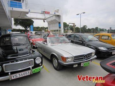 brugt Mercedes SL350 Aut. V8