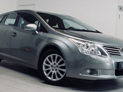 used Toyota Avensis 2,0 D-4D TX stc.
