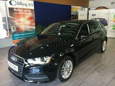 gebraucht Audi A3 Sportback 1,6 TDi Ambition